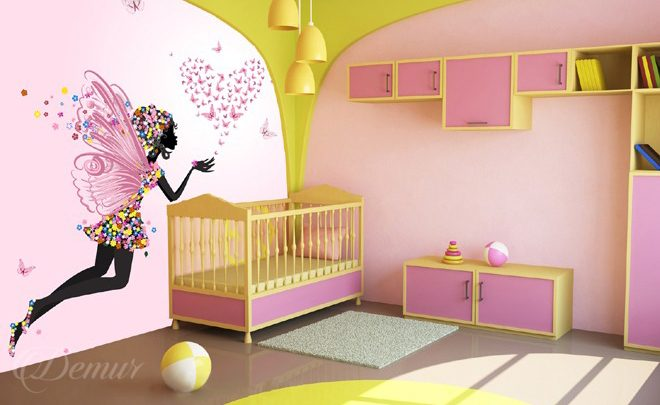 The-magical-dust-girls-room-wallpapers-demur