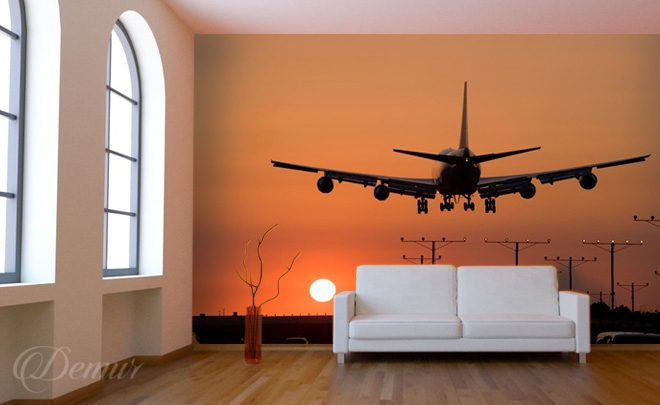 Business-class-the-sky-rocking-inspiration-living-room-wallpapers-demur