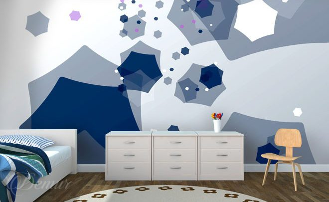 Scattered-forms-boys-room-wallpapers-demur