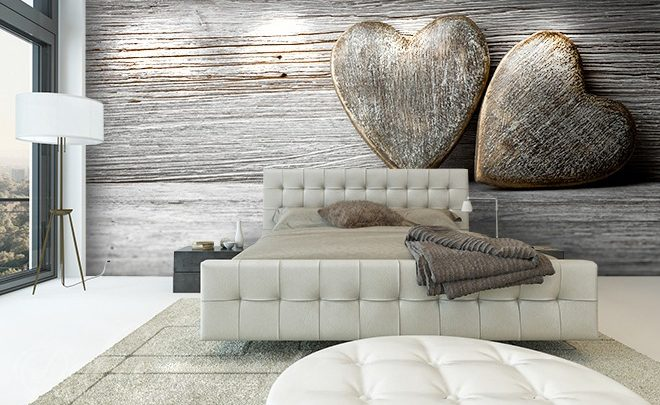 A-heart-carved-in-wood-scandinavian-style-wallpapers-demur