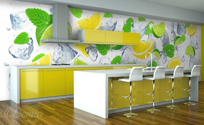 Citrus-invigoration-kitchen-wallpapers-demur