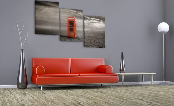 A-solitary-phone-living-room-canvas-prints-demur