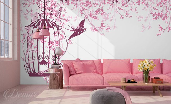 In-the-pink-melancholy-living-room-wallpapers-demur