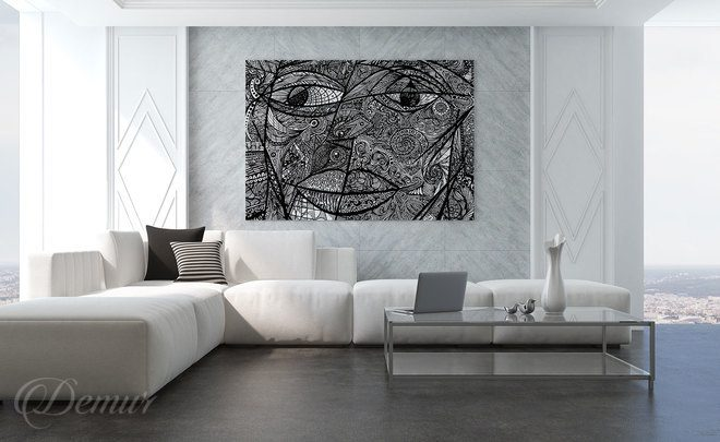 Monochromatic-and-cubist-picasso-canvas-prints-demur